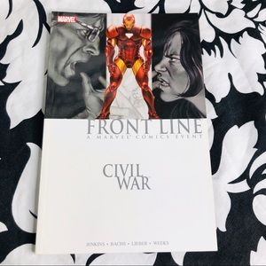 5 for $25| Civil War: Front Line Book 2